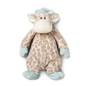Luxurious Baby Super Soft Blue Colby 15 Giraffe
